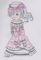 Black Butler - Chibi Lady Phantomhive by SwiftNinja91