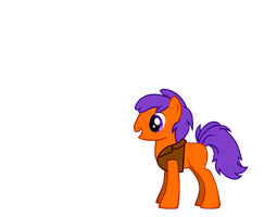 Fraggle Rock Ponies 1: Gobo by skullzproductions