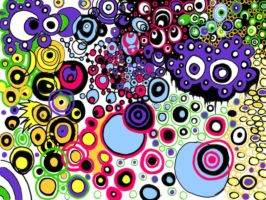 psychedelic wallpaper by 7Lady7Maria7