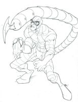 The Scorpion by RAHeight2002-2012