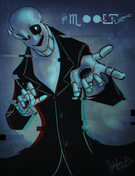 Who is W.D. Gaster? by JauntyEyes