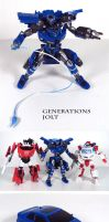 Transformers Generations Jolt by Unicron9