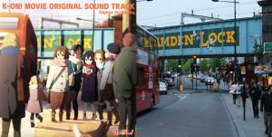 K-ON! London Pilgrimage by ST-Zero1