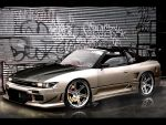 "Nissan Silvia ""Front"" by Rugy2000"