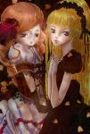 gothic dolls by le-xiang
