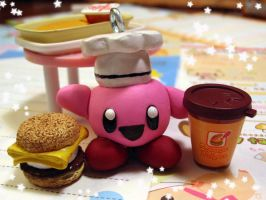 Kirby's Breakfast Menu by MilkCannon