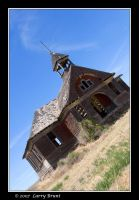 School House - Goven, WA by inessentialstuff