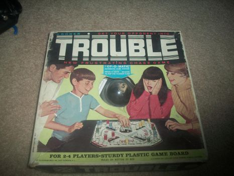 Vintage Trouble Game (1965) by auroraTerra