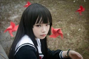 Enma Ai_Girl from hell by Lynkness
