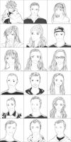 Portraits from MCM OCT 2013 - single by CRINS