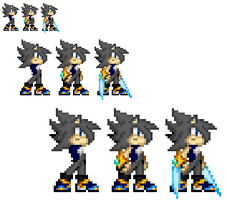 Tfpivman's Gauntlets(Updated) and New shoes by tfpivman