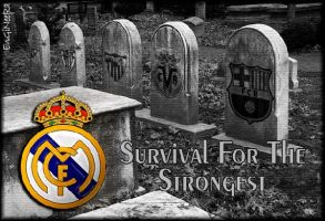 Real Madrid : Tombstones by luncatic