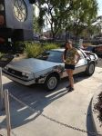 The DeLorean Time Machine by KorraFarron