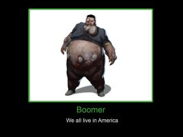 L4D: Boomer by Kyuubi-The-Night-Fox