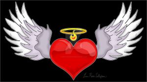 Angel Heart by spookyspinster