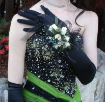 Cait Shoxxi at the Prom 2 by Cait-Shoxxi