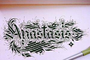 'Anastasis': by FullonComma