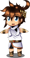 Kid Icarus - Chibi Pit by AlexTHF