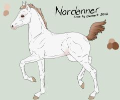 Nordanner Design Holder - #4456 by RW-Nordanners