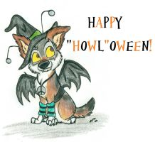 Happy Howloween! by wahyawolf