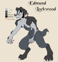 Edmund Lockwood- Wereform by Fyuvix