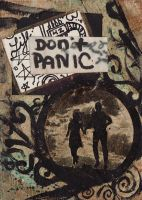 Life... Don't Panic ATC by GillianIvy