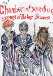 Harry Potter year 2 by theaven