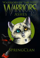 Warriors of the West - Book 3 - Ashes by Moon-DaZzLe