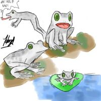 Froggy Character Sheet by kephre
