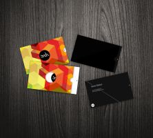 Business Card Concept by xenQtron