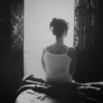 Wake Up Every Morning With Same Thoughts by Woman-of-DarkDesires