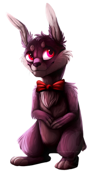 'Bonnie' the Bunny by GoldenNove