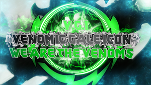 Venomic Gales Icon VGI We Are The Venoms Clan by NetTheMightyChaos