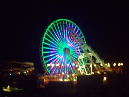 Ferris Wheel 3 by Renstock