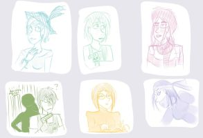 Sketchdump tiiime by lootapotta