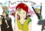 Haili and Maxi-Some things never change by 6stringRaven