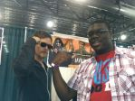 Me and Norman Reedus by SlickComicFlo