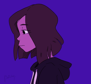 Me in Gorillaz style by batwhy