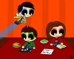 The Supernatural Powerpuff Boys by pekeyn