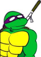 Donatello by SlackerProdigy