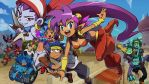 Shantae and the Pirate's curse wallpaper 2 by Fu-reiji