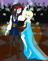 MH: Halloween Dance 01 by KPenDragon