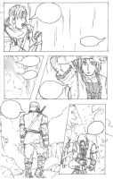 DOA HAYATE COMIC PRT2: PREVIEW by FFSquall