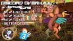 [DL] Discord Overhaul by AeridicCore