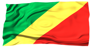 Flags of the World: Republic of the Congo by MrAngryDog