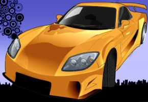 Veiliside's Fortune RX-7 by Neo2009