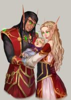 Noraleon Lyanea babiesss by PuddingPack