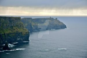 Cliffs of Moher by dgphotocommunication