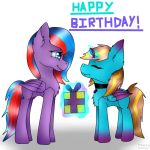 Happy Birthday Angel! (Gift for ProjectANGEL101) by Fizzy2014