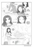 Com: Birthday 2/2 by haneiy